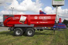 2017 METAL-FACH T935/1 tipper t