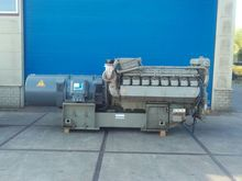 DEUTZ 690 kVA BF16M717 Generato