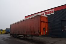 2003 GENERAL Trailers TAUTLINER
