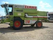 Used 1996 CLAAS Mega