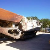 2008 METSO LT 1213 crushing pla