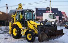 2012 HOLLAND B 100 B LR / 3900