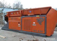 2015 ARJES VZ 850 D crushing pl