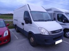 2011 IVECO Daily closed box van