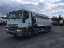 2003 IVECO Eurotec fuel truck
