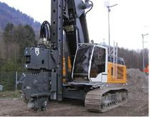 2005 LIEBHERR LRB 125 pile driv