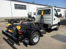 2011 IVECO Turbo Daily hook lif