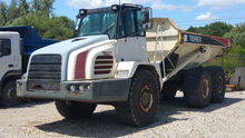 2006 TEREX ARTICULATED HAULER T