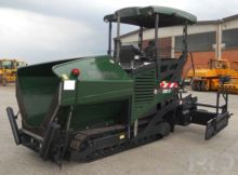 Used 2010 BOMAG BF 3