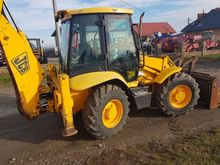 Used 2002 JCB 3CX SU
