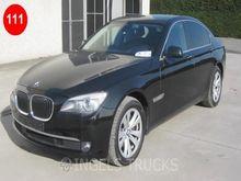 2012 BMW 740D X-DRIVE passenger