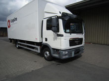 Used 2011 MAN TGL, 1