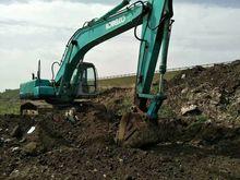 2012 KOBELCO SK250E-6 tracked e