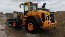 2016 VOLVO L60H wheel loader