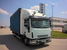 2004 IVECO 75E17 tilt truck