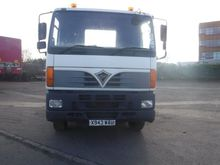 2001 FODEN X3000 chassis truck