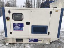 2011 FG WILSON P88-1 generator