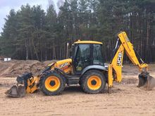 2013 JCB 4CX backhoe loader