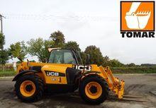2010 JCB 541-70 AGRI wheel load