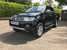 2013 MITSUBISHI L200 pick-up