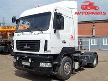 2014 MAZ 5440V9 tractor unit