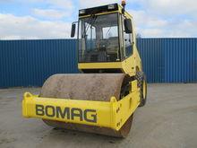 BOMAG BW177 D-3 single drum com