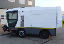 2006 RAVO 540 ST road sweeper