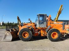 2004 HITACHI LX210E wheel loade