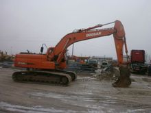 Used 2010 DOOSAN DX