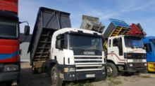 1997 SCANIA 124 400 dump truck