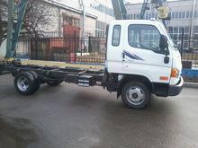 2013 HYUNDAI HD-65 chassis truc