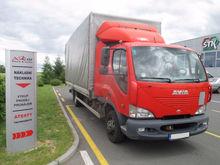 2007 AVIA D75 tilt truck