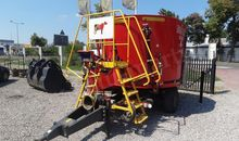 2012 METAL-FACH T659 feed mixer