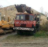 1990 TATRA T815 6x6 UDS 114a te