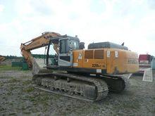 2008 HYUNDAI Robex 320LC-7A tra