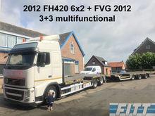 2012 VOLVO FH13/420 transporter