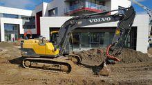 2012 VOLVO EC 160 DL tracked ex