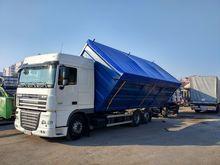 2011 DAF XF 410 grain truck + g