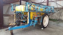 DOUVEN trailed sprayer
