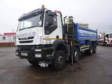 IVECO TRAKKER 360 E5 dump truck