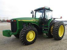 2000 JOHN DEERE 8110 wheel trac