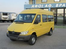 2002 MERCEDES-BENZ 316 SPRINTER