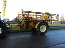 2002 DUBEX Vector trailed spray
