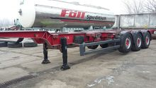 2002 SCHMITZ container chassis