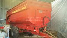 2007 Agram BG 16 KONIC tractor