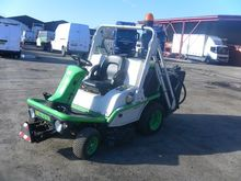 2010 ETESIA H124D lawn tractor