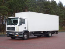Used 2008 MAN TGM 15