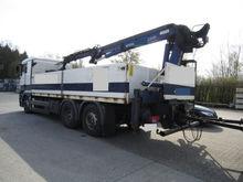 2006 MAN TGA dump truck