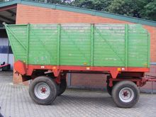 1988 HAWE SLW 20 self-loading w