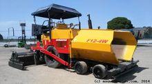 2000 DYNAPAC F12-4W wheel aspha